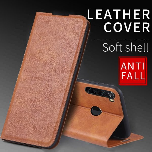 Wallet Cover For Xiaomi Redmi 6 Pro 6A 7 7A 8 8A K20 K30 Pro case For Redmi Note 7 8 pro 8T Flip Magnetic Cover Phone Leather